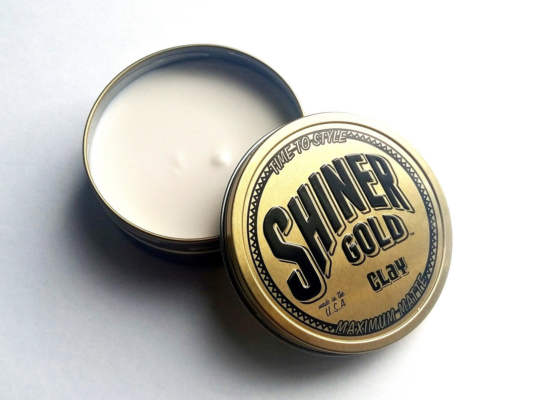 Shiner Gold (Matte Clay)