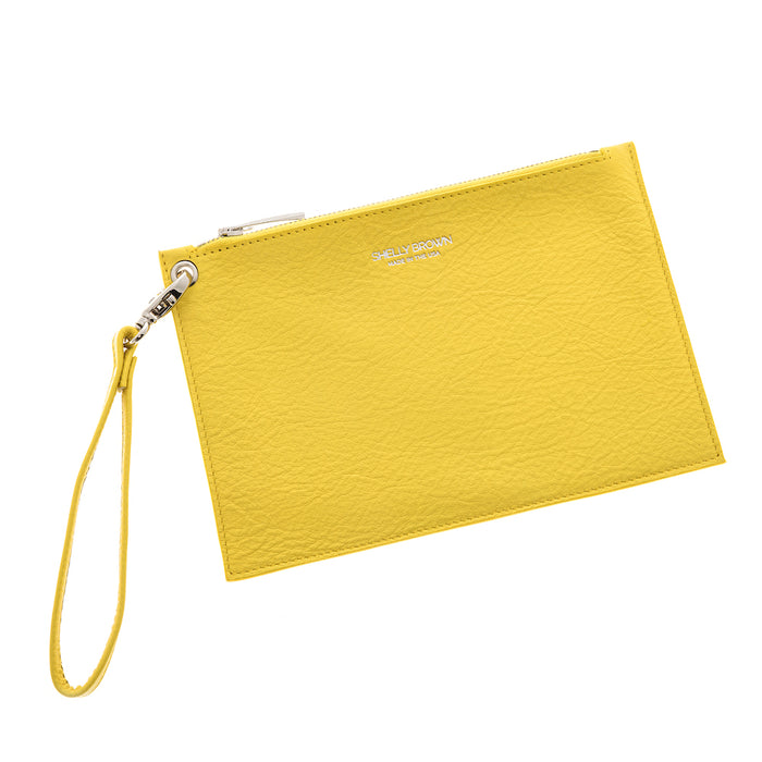 Sierra - Leather Wristlet