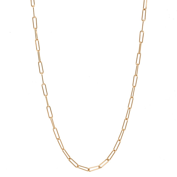 30in. Charm Chain Necklace