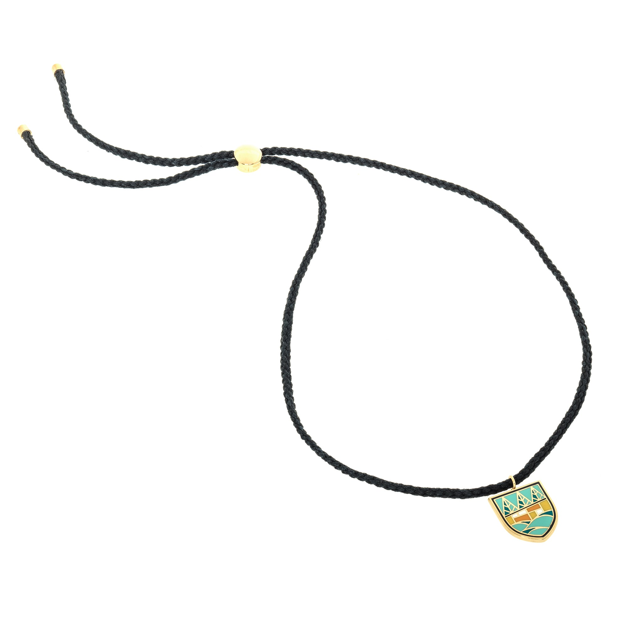Camp Cord Necklace