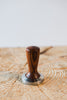 Motta Coffee Tamper Wood and Stainless Steel 58mm
