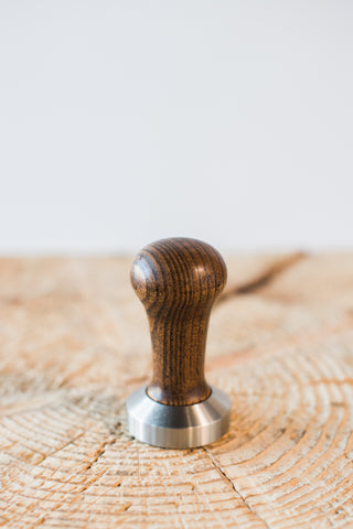 Motta Coffee Tamper Brown Wood