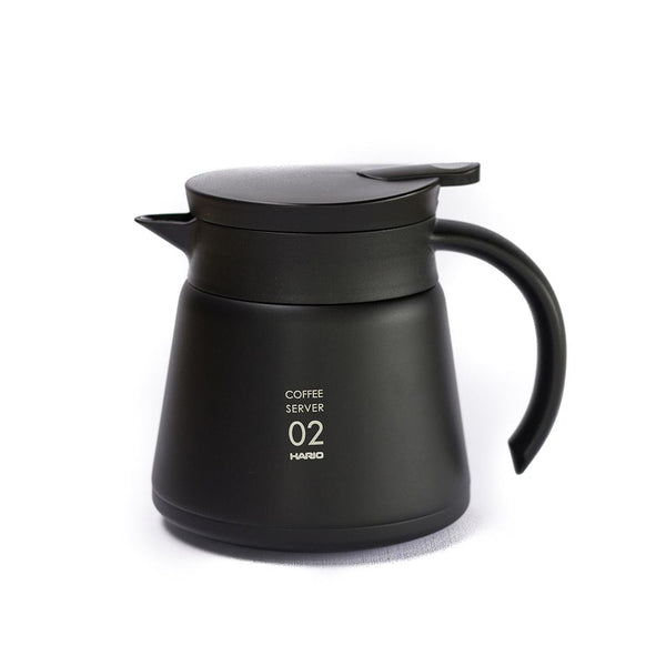 Hario V60 Stainless Steel Insulated Steel Server