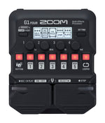 Zoom G1 FOUR Guitar Multi-Effects Processor