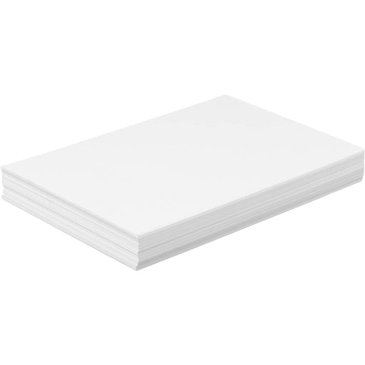"Archival Methods 98-002 White Archival Paper | 8.5 x 11"" - 100 Sheets"