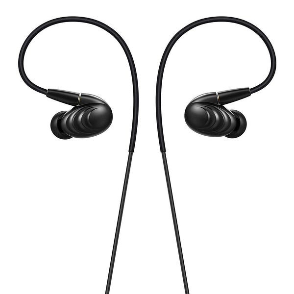 FiiO F9 SE Dynamic Hybrid Earphone - Black