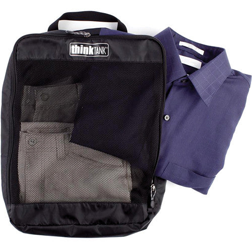 Think Tank Photo Travel Pouch Large Pouch - Black