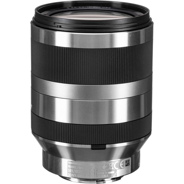 Sony 18-200mm f/3.5-6.3 OSS Zoom E-Mount Lens