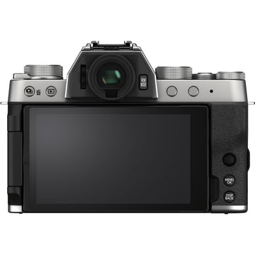 Fuji X-T200 Mirrorless Digital Camera (Silver)