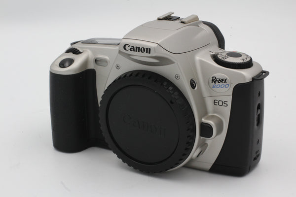 USED CANON EOS REBEL 2000 CAMERA - USED VERY GOOD