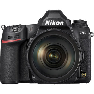 Nikon D780 DSLR Camera with 24-120mm f/4 AF-S Nikkor ED VR