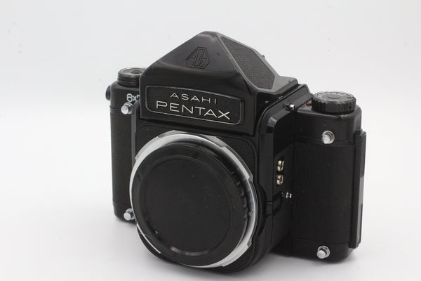 Used Pentax 6X7 Body With Prism Finder - Used Very Good