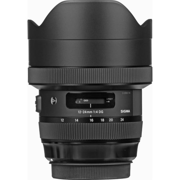 Sigma 12-24mm f/4.0 Art DG HSM Lens for Nikon F Mount