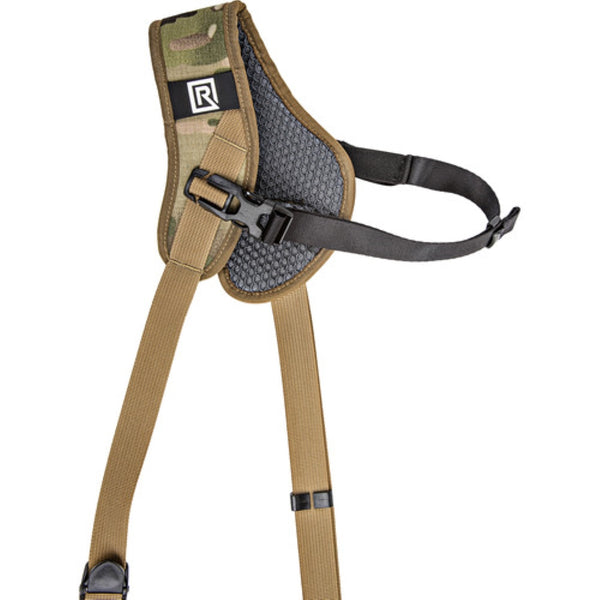 BlackRapid Sport X Camera Sling Strap - Multi-Terrain Camo