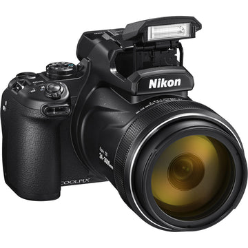 Nikon Coolpix P1000 4K 125x Super Zoom Digital Camera