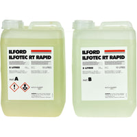 Ilford Ilfotec RT Rapid Developer Replenisher (Liquid) for Black & White Film - 20 Liters