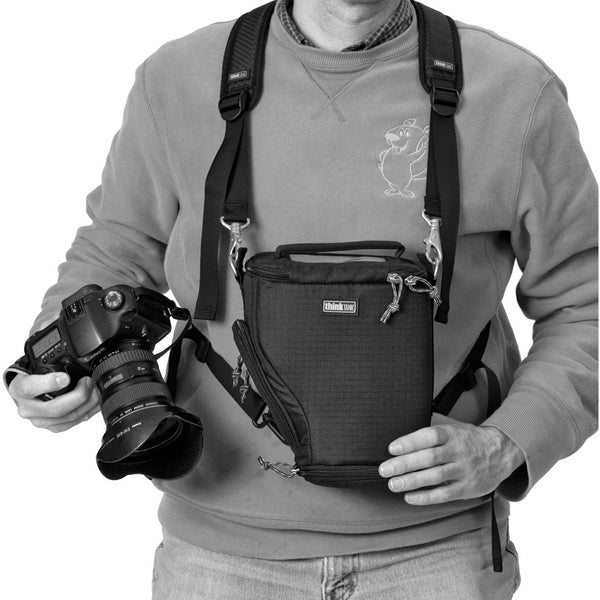 Think Tank Photo Digital Holster Harness V2.0 - Black
