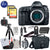 Canon EOS 5D Mark IV DSLR Camera Body with Deluxe Striker Bundle: Includes- Memory Card, Extra Battery, Large Tripod, Handstrap, Large Bag, and Striker Starter Kit