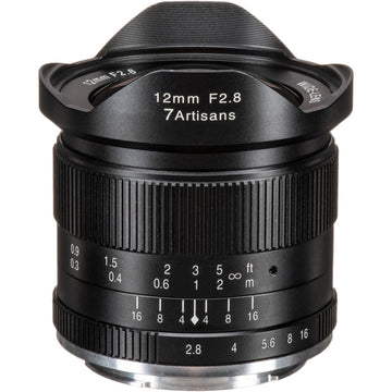 7artisans Photoelectric 12mm f/2.8 Lens for Sony E
