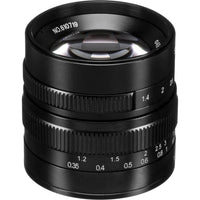 7artisans Photoelectric 55mm f/1.4 Lens for Micro Four Thirds