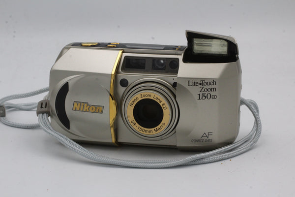 USED NIKON LITE TOUCH 150 CAMERA - USED VERY GOOD
