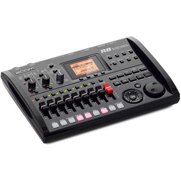 Zoom R8 Multi-Track Recorder, Interface, Controller, & Sampler