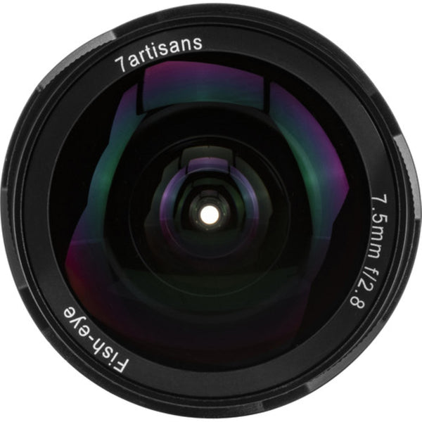 7artisans Photoelectric 7.5mm f/2.8 Fisheye Lens for Fujifilm X