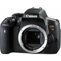 Canon EOS Rebel T6i DSLR Camera (Body Only)