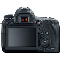 Canon EOS 6D Mark II DSLR Camera (Body) w/ 64GB Memory and 500mm Lens Striker Deluxe Bundle