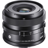 Sigma 24mm f/3.5 Contemporary DG DN Lens for Sony E Mount