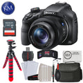 Sony Cyber-shot DSC-HX400V Digital Camera w/ Essential Striker Bundle