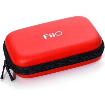FiiO HS7 Dual-Layer Hard Carrying Case for FiiO X5 - Red