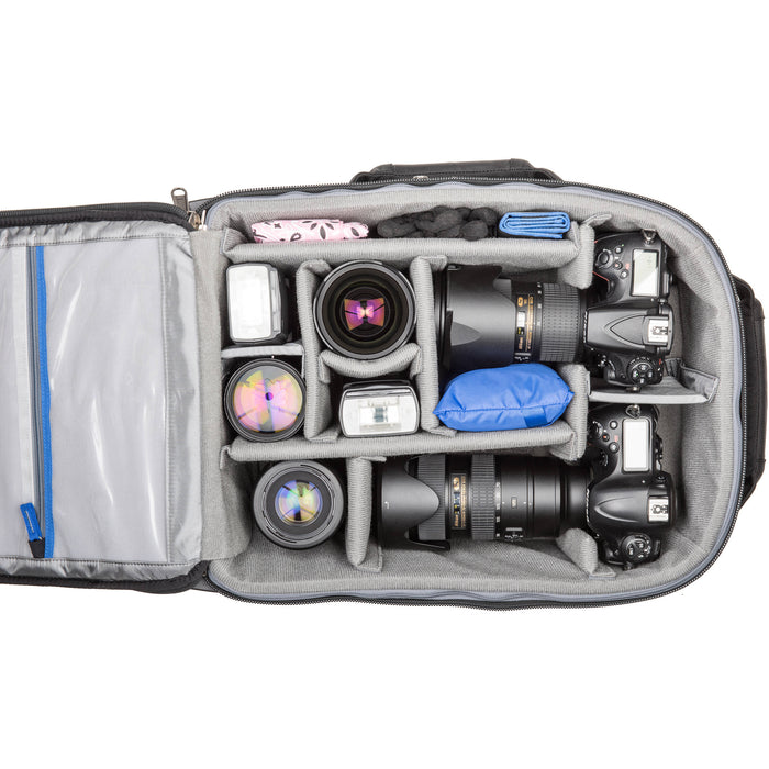 Think Tank Photo Airport International V3.0 Rolling Case - Black