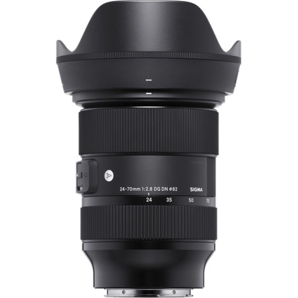 Sigma 24-70mm f/2.8 Art DG DN Lens for Sony E Mount