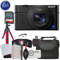 Sony Cyber-shot DSC-RX100 VII Digital Camera w/ 32GB Memory and Striker Essential Bundle