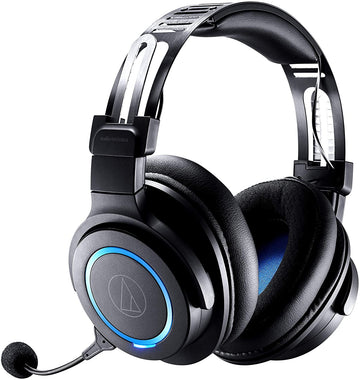 Audio Technica ATH-G1WL 2.4 GHz Wireless premium gaming headset for PC and Mac