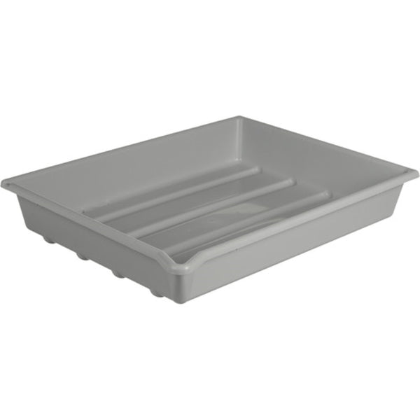 "Patterson Developing 12x16"" Tray For 11x14"" Paper - Gray"