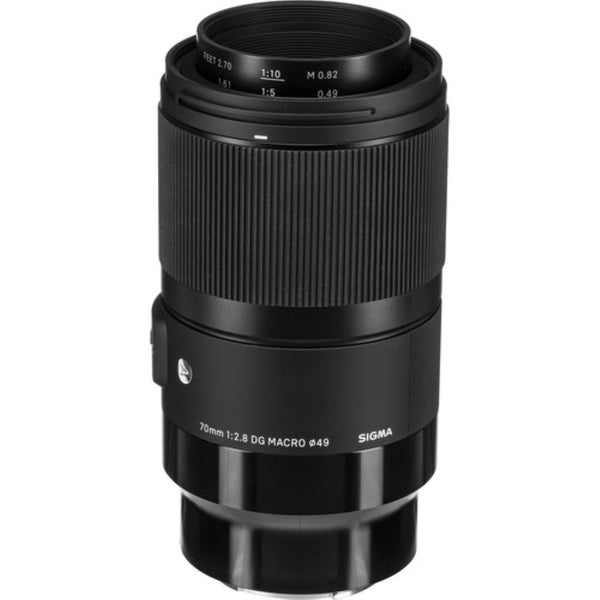 Sigma 70mm f/2.8 Art DG Macro Lens for Sony E Mount
