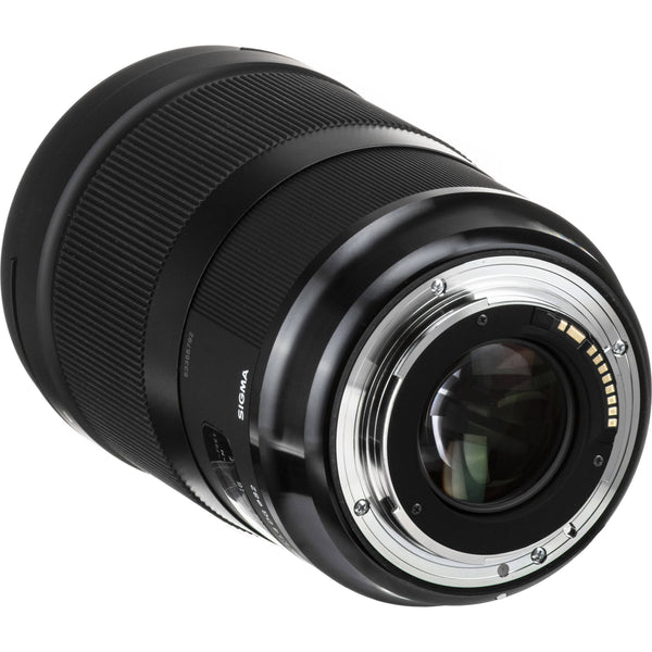 Sigma 40mm f/1.4 Art DG HSM Lens for Canon EF Mount