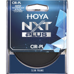 Hoya 72mm NXT Plus Circular Polarizer Filter