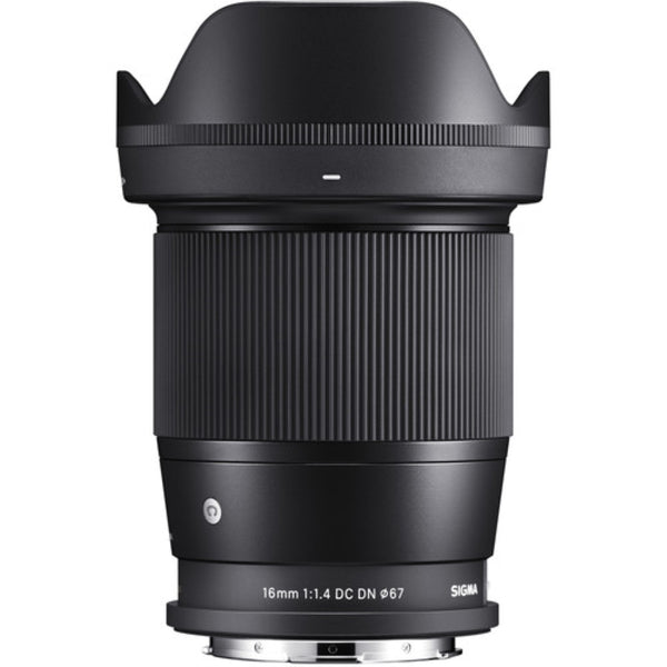 Sigma 16mm f/1.4 Contemporary DC DN Lens for L Mount