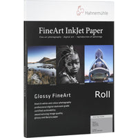 Hahnemuhle Photo Rag Metallic Paper 340gsm | 24 x 16.4' - Roll