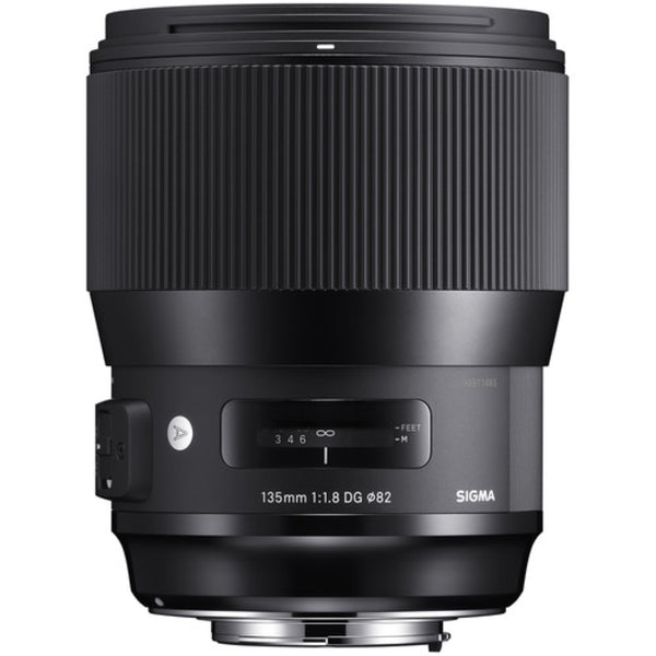 Sigma 135mm f/1.8 Art DG HSM Lens for Nikon F Mount