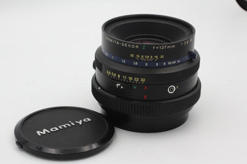 Used Mamiya RZ 127mm f3.5 W Used Very Good