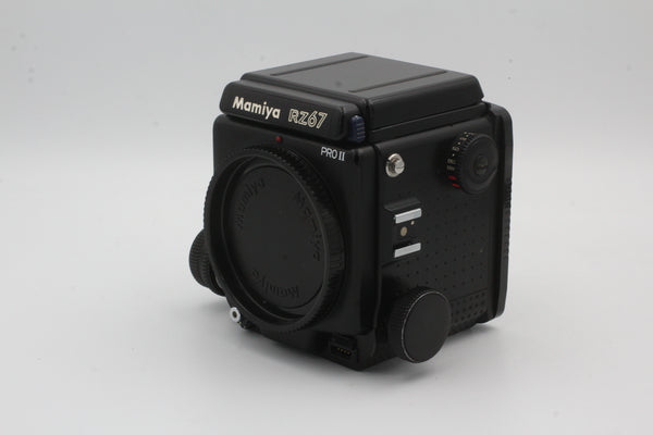 Used Mamiya RZ67 Pro II Body Used Very Good