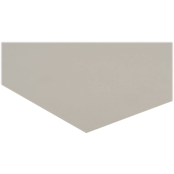 "Archival Methods 97-202 Pearl White Conservation Mat Board 2 Ply | 9 x 12"" - 25 Pack"