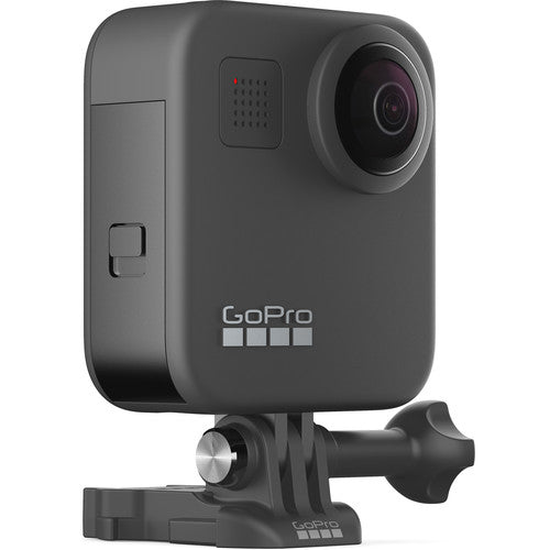 GoPro MAX 360 Action Camera w/ GoPro Sports Kit and 32GB Memory Card