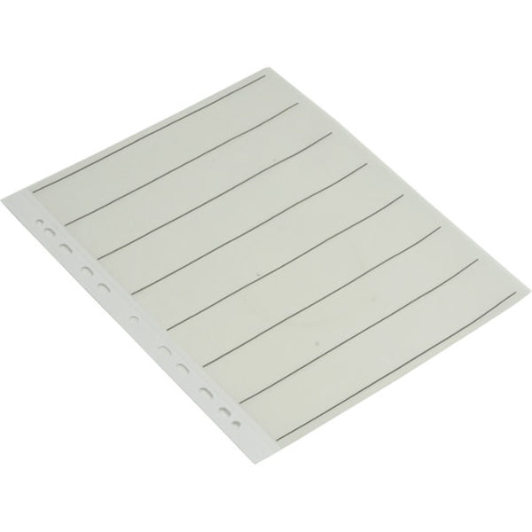 Paterson 35mm Negative Filing Sheet (Pack of 25)