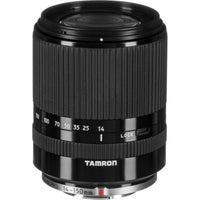 Tamron 14-150mm f/3.5-5.8 Di III Lens for Micro Four Thirds - Black