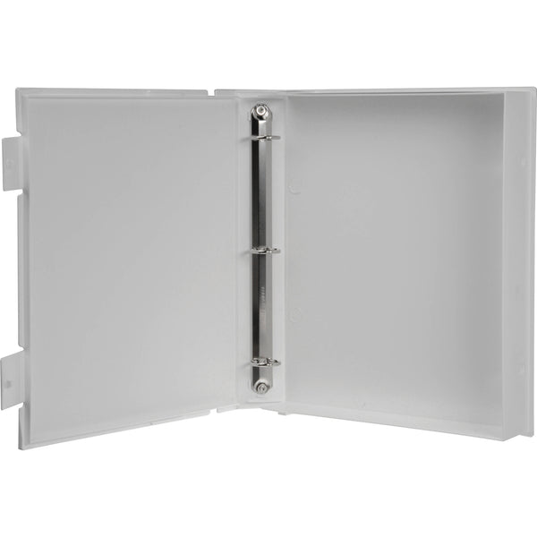 Beseler Archival Binder with Rings - White